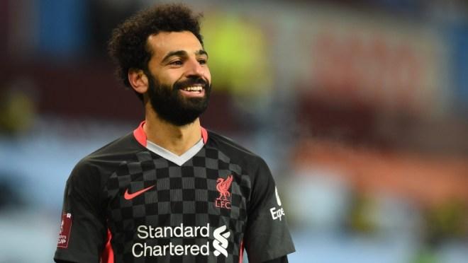 محمد صلاح يتوج بجائزة أفضل هدف في ليفربول