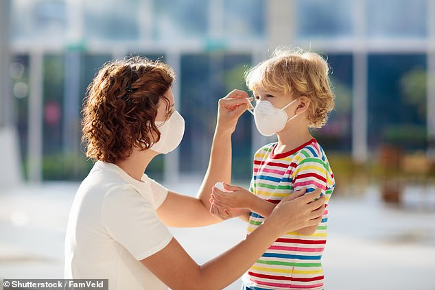 الأطفال لم يتأثروا في الموجة الأولى من فيروس كورونا