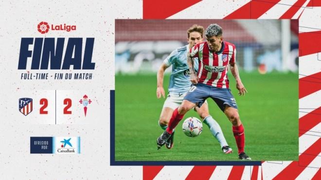 أتلتيكو مدريد ضد سيلتا فيجو