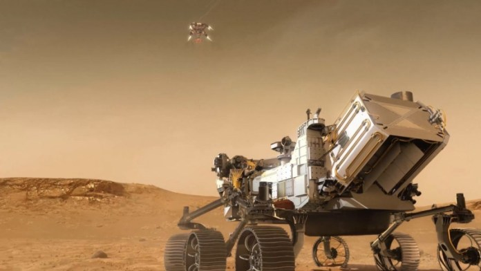 Interactive video .. feel like you are on mars in one minute (1)