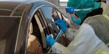 الحالات النشطة 9376 ومكة تتصدر إصابات كورونا الجديدة بـ438 حالة