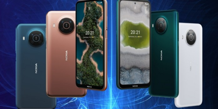 Nokia offers a premium phone at a competitive price