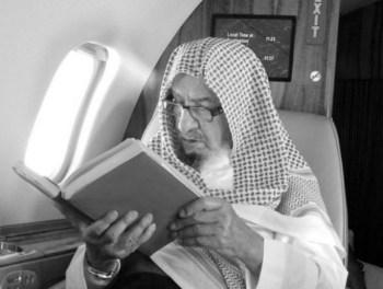 مدير المكتب الخاص لولي العهد : الشيخ ناصر الشثري قامة من الرجال