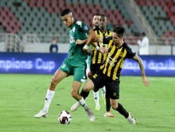 الرجاء والاتحاد - نهائي البطولة العربية