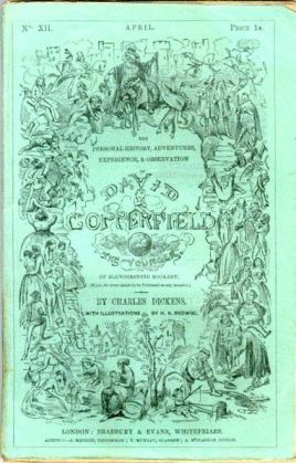 David Copperfield By Charles Dickens Text Ebook