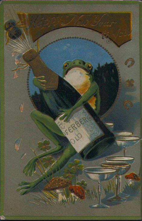 Happy New Year 1908
