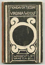 An illustration for the story Monday Or Tuesday by the author Virginia Woolf