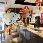Design Projects Case Study Uni Sushi Restaurant Andrew Martin