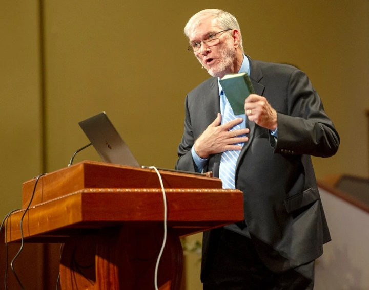 Ken Ham speaking