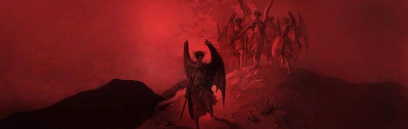 Resultado de imagen de satanas el angel caido