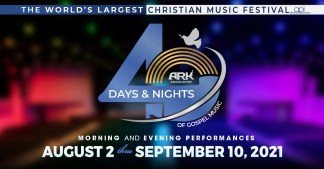 Ark Encounter to Host Gospel Music Festival for 40 Days and 40 Nights in 2021