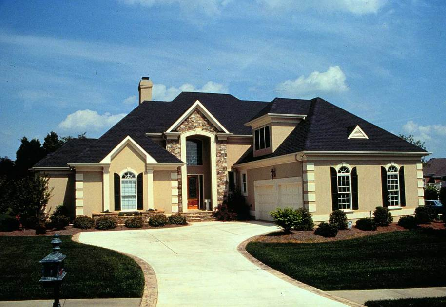 Separate In-law Suite - 1734LV | Architectural Designs ...