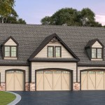Residential 5 Car Detached Garage Plan 29870rl Architectural Designs House Plans