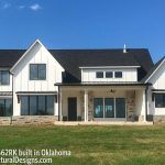 Modern Farmhouse Plan Rich With Features 14662rk Architectural Designs House Plans