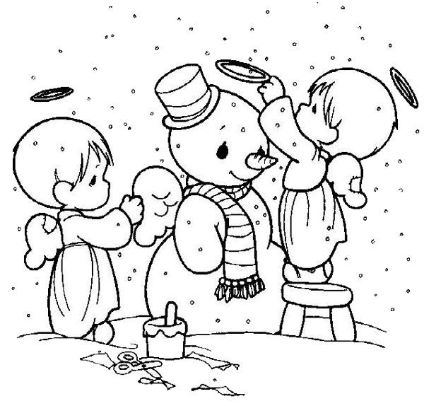 en dibujos para niños hay una recopilación de diseños de multitud