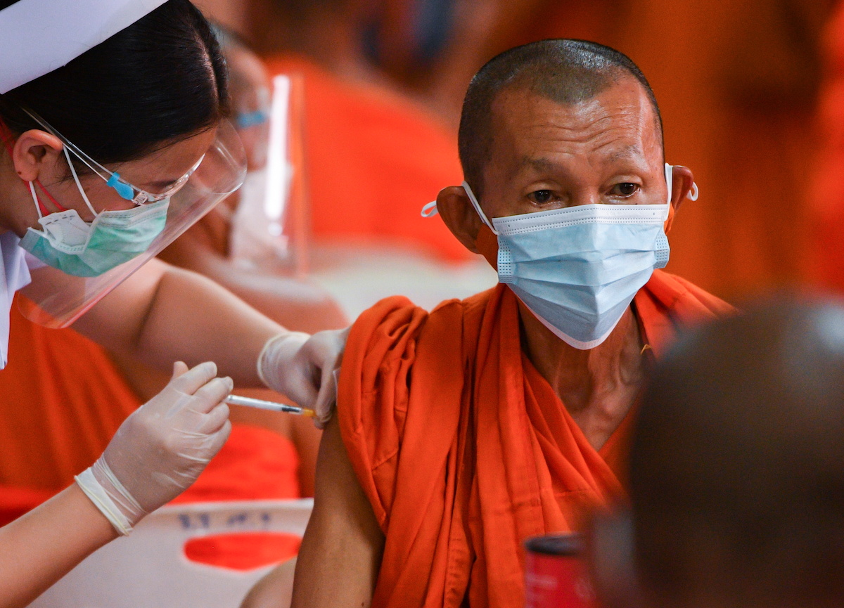Thailand Reports 10,863 New COVID-19 Cases, 10,383 Recoveries, 68 Deaths