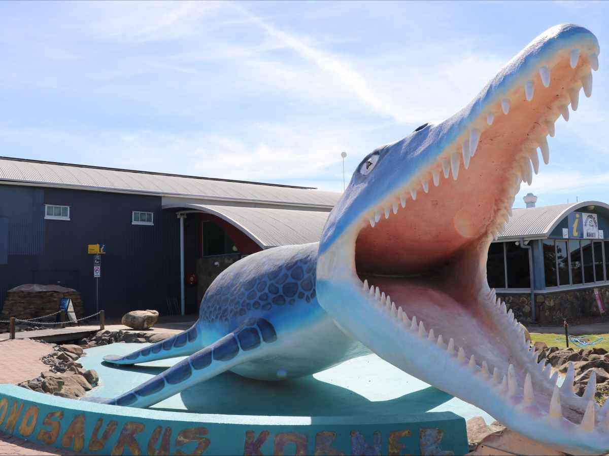 Big Kronosaurus de Richmond