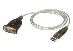 USB to RS232 Adapter (100 cm)  UC232A1, ATEN USB Converters