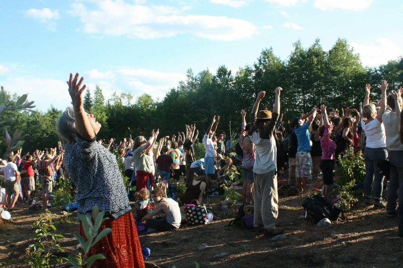 How I Learned To Keep The Peace At A Hippie Festival With