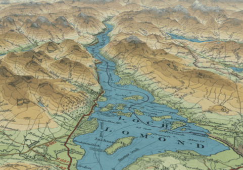 Library Link of the Day: Explore Historic Maps of Scotland, Now in