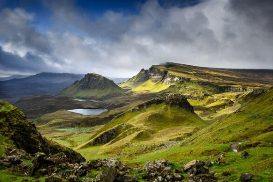 Image result for The Quiraing, Scotland