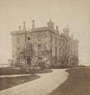 Roosevelt Island Smallpox Hospital Ruins – New York, New ...