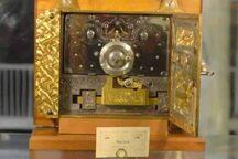 John M. Mossman Lock Collection. (Press photo)