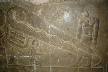 Right part of the relief (Wikimedia Commons)