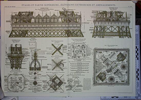 Gustave Eiffel S Secret Apartment Paris France Atlas