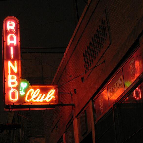 rainbo club chicago illinois atlas