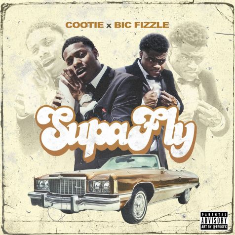 Cootie ft BiC Fizzle - Supafly mp3