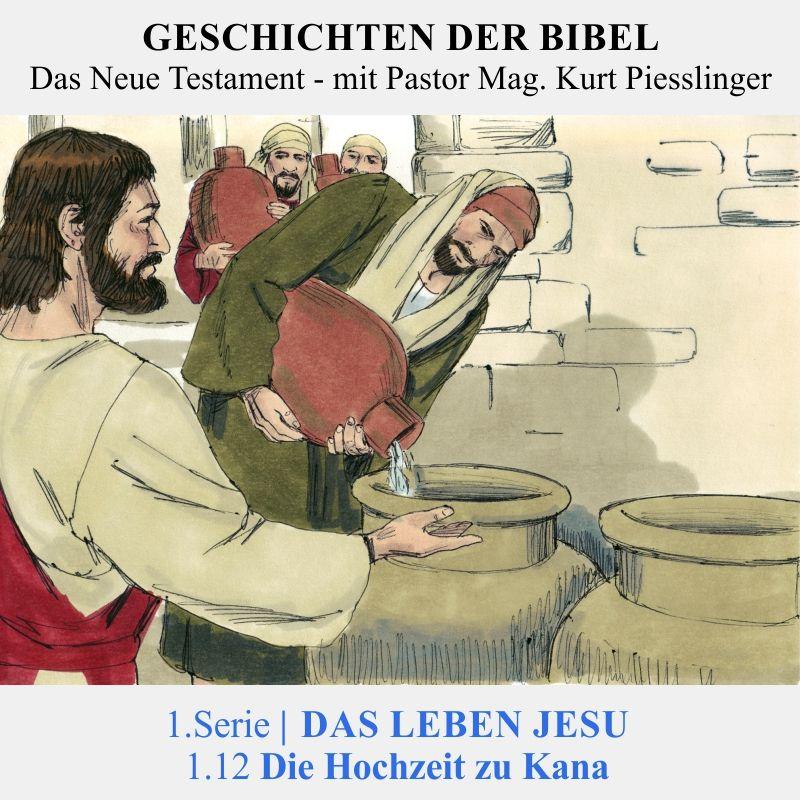 11 Bis 17 Februar Johannes 2 Bis 4 Ihr Musst Von Neuem