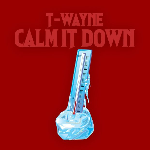 Image result for T-WAYNE - CALM IT DOWN