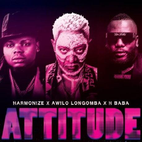 Harmonize - Attitude ft Awilo Longomba, H Baba mp3