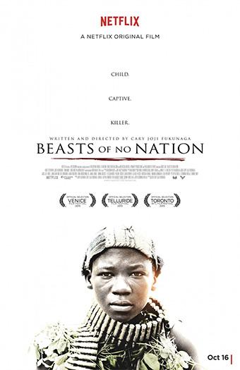 """Controverso dentro e fora da tela, """"Beasts of No Nation"""" já é um marco na  indústria"""