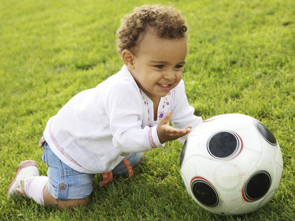 Baby Names Inspired By Soccer Stars
