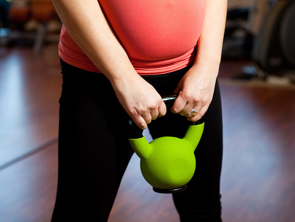 The Best Kinds Of Exercise For Pregnancy