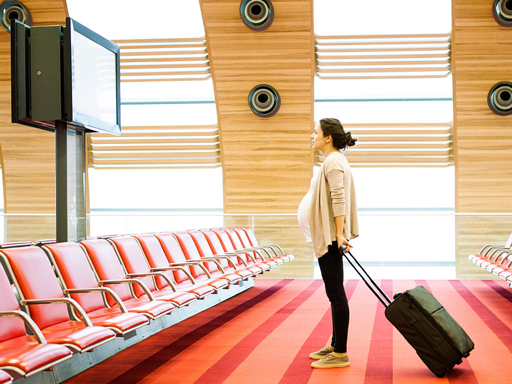 Eight Smart Strategies For Pregnant Travelers