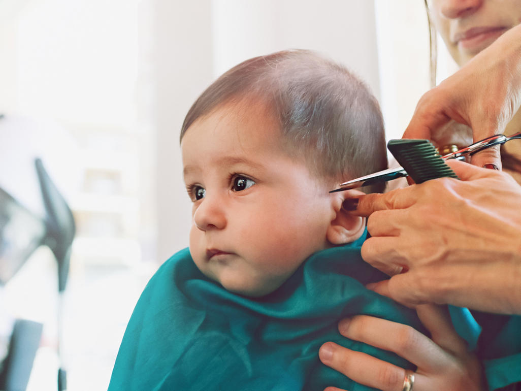 Is It True That Shaving A Babys Head Or Cutting His Hair