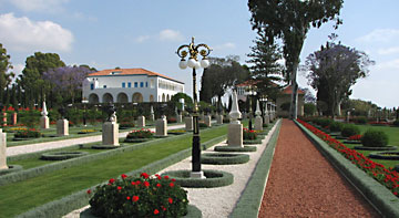 Image result for Bahai garden Akko