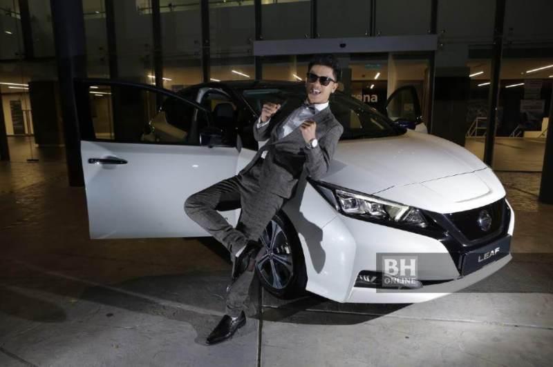 HAQIEM Rusli dinobatkan sebagai Bintang Paling Popular Anugerah Bintang Popular Berita Harian (ABPBH) ke-33 pada malam kemuncak di Axiata Arena, Bukit Jalil.