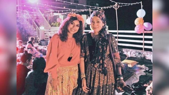 Allisya Tahir enggan bergantung hidup dengan ibunya, Sharifah Shahirah, mahu berdikari - Foto IG Allisya Tahir