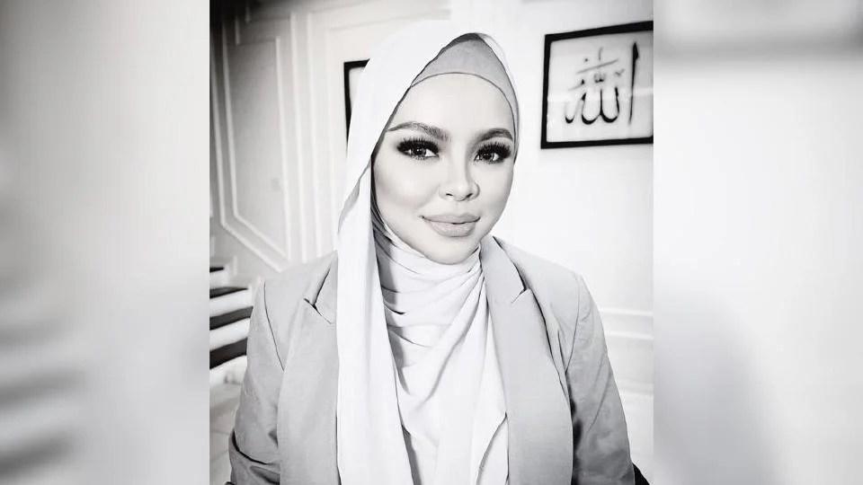 Allahyarham Siti Sarah menghembuskan nafas terakhir selepas lebih 48 jam ditidurkan akibat COVID-19. - Foto IG Shuib Sepahtu