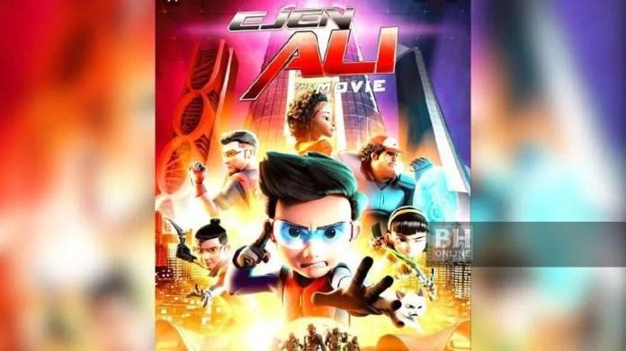 Filem Ejen Ali The Movie meraih kutipan RM30 juta dalam tempoh enam minggu tayangan sejak menemui penonton pada 28 November 2019, lantas menduduki carta teratas filem pecah panggung tempatan bagi tahun itu. Foto NSTP