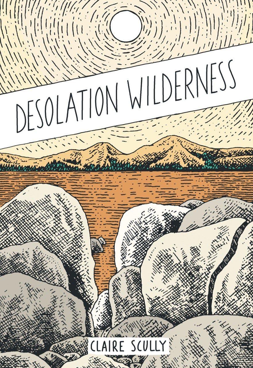 Desolation Wilderness by Claire Scully