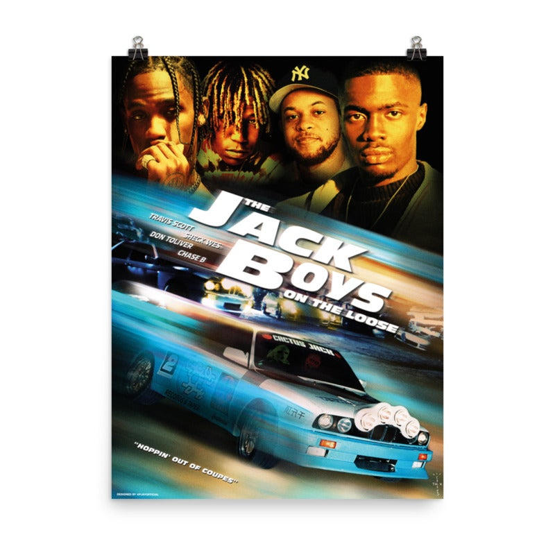 jackboys fast and furious poster