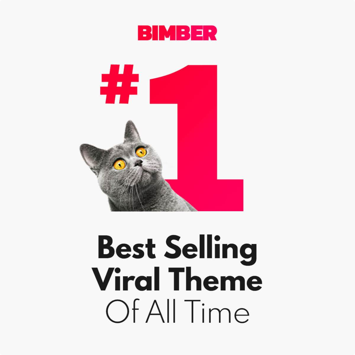 Bimber - Best Selling Viral WordPress Theme