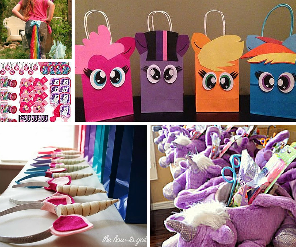 my little pony party favors girls go crazy for tiny treasures they can