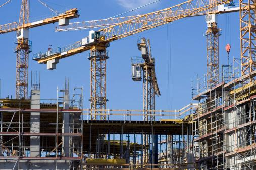 Don't expect to see Houston's construction activity slow down anytime soon.