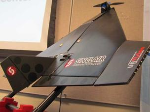 Sinclair Community College has landed several partnerships in a bid to advance the Unmanned Aerial Systems industry locally.